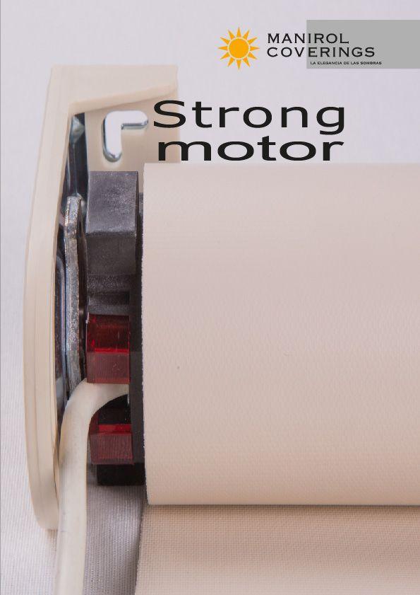 Portada STRONG MOTOR