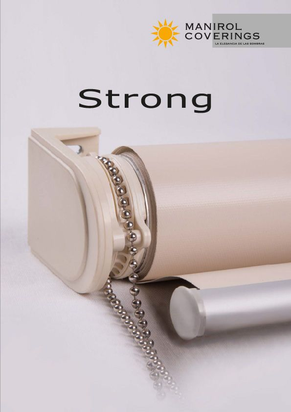 Strong cadena
